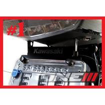 Eliminador De Rabeta Er6n Articulado Com Logo Kawasaki Er-6n
