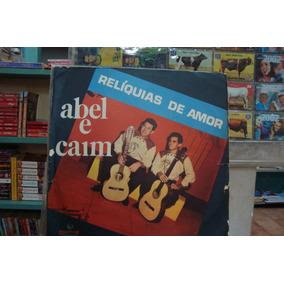 Vinil Lp Abel E Caim / Reliquias De Amor