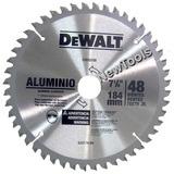 Disco De Serra Corta Aluminio 7.1/4 48dentes Dewalt