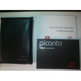 Manual Kia Picanto 2007 2008 2009 Original Ex 1.0 1.1 12v