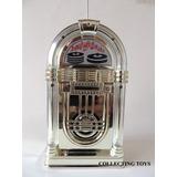 Rádio Am / Fm Portátil - Jukebox - À Pilha (lv 99)