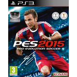 Pes 2015 Ps3 - Digital - Original