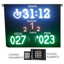 Tablero Marcador Deportivo Electronico Ulmont