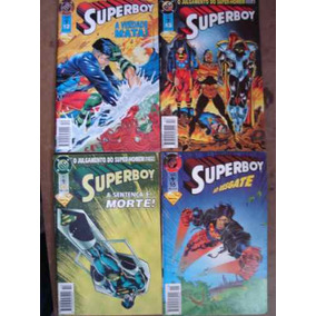 Superboy Nºs 0 Ao 25 Ed. Abril
