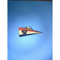 Pin Bandera Atlante Futbol Club -- Único.