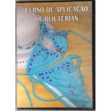 Dvd Curso De Aplicação De Bijuterias.
