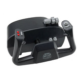 Joystick Pc Simulador Voo Manche Flight Sim Yoke - Ch