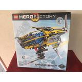 Lego 7160 Hero Factory, Drop Ship Nuevo Y Sellado