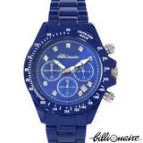 Relógio Billionaire Bx.6309m New Chronograph Day Date Watch