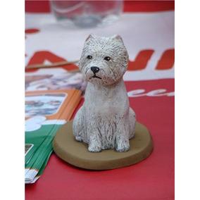 West Terrier - Escultura