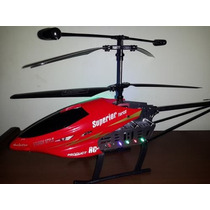 Helicoptero Radio Control 60cm.super Resistente!quilmes-once