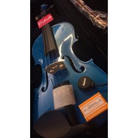 Violin Electrico Y Acustico Cremona (cervini) Oferta