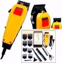 Maquina Cortar Cabelo Corte Profissional Homecut 17 Pçs 110v