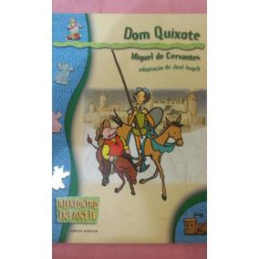 Dom Quixote Coleção Reencontro Infantil