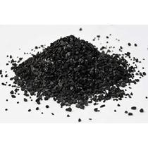 Carvão Ativado Granulado Com Embalagem De 500 Gr
