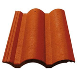 Telha De Concreto/vermelha Resinada C/frete Rj