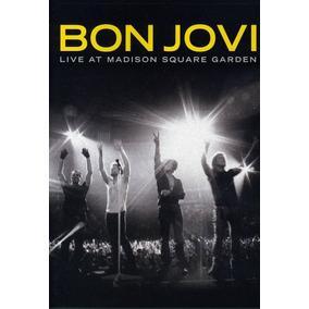 Dvd Bon Jovi - Live At Madison Square Garden - Original
