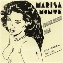 Cd Duplo Marisa Monte - Barulhinho Bom Uma Viagem Musical