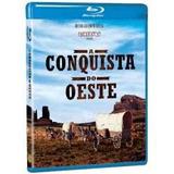 Blu Ray - A Conquista Do Oeste ( Lacrado )