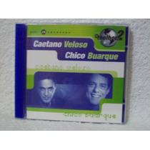 Cd Duplo Caetano Veloso E Chico Buarque
