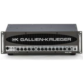 Cabeçote Gallien Krueger Gk 2001 Rb 1080 Wts