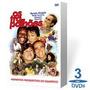 Programa De Tv - Os Trabalhoes Em 3 Dvds - Frete Gratis