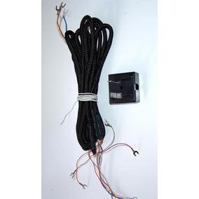 Fiação De Algodão / Nylon Para Telefone Antigo