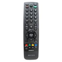 Controle Remoto Para Tv Lcd Lg Akb 6968416 - Sky 7414