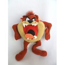 Boneco De Pelúcia Looney Tunes Tazz Coleção Mc Donald 2007
