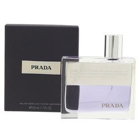 Perfume Prada Amber Pour Homme - Edt 50ml - Frete Gratis