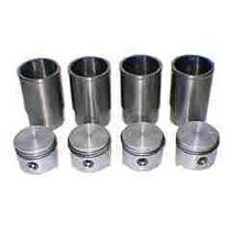 Kit Motor Cht/ae 1.0 Gasolina Metal Leve 2092 Escort Hobby