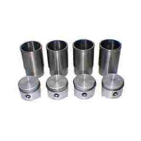Kit Motor Cht/ae 1.0 Gasolina Metal Leve 2092 Gol 1000