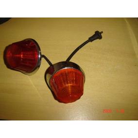 Caminhao Chevrolet D60 Lanternas Seta Paralama Dianteiro