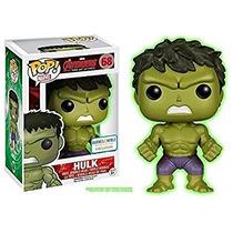 Juguete Funko Pop! Marvel Avengers 2 - Gamma Glow Hulk Excl