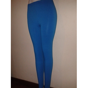 Leggins Unicolor En Cotton - Mayor Y Detal