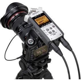 Gravador Digital Zoom H4n Novo Modelo Do H4n