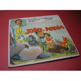 Silvio Santos Para As Crianças - João E Maria Disco Compacto
