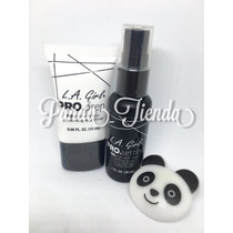 Primer Y Fijador De Maquillaje L.a Girl Hd Pro