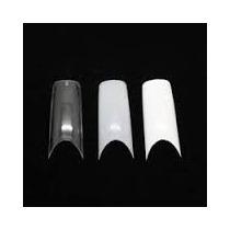 Tips De 1500 Pz Uñas Gelish Acrilico +100 Cristales