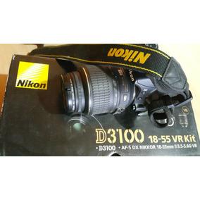D3100 18-55 Vr Kit Af-s Dx F/3,5-5,6g Vr