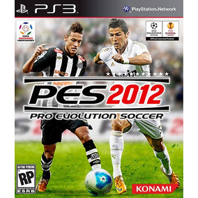 Playstation 3 Pro Evolution Soccer 2012 - Pes 2012 - Lacrado