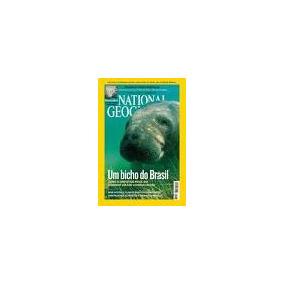 Um Bicho Do Brasil National Geographic Edição Novembro 2010