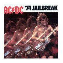 Ac Dc -74 Jailbreak (digipack)- Cd Lacrado !!!