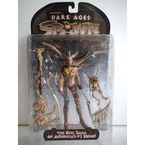Spawn The Skull Queen Dark Ages Spawn Mcfarlane Toys