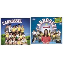 Kit Cd Carrossel 2012 + Carrossel Volume 2