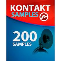 Kontakt Samples Colección Completa (edición Profesional)