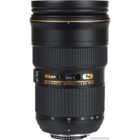Nikon Lente Autofoco Af-s Zoom Nikkor 24-70mm F/2.8g Ed