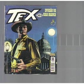 Tex Nº 365 - Invasão Na Casa Branca - Mythos Editora