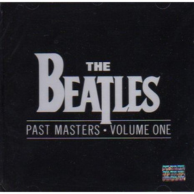 Cd Beatles Past Masters Volume One