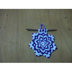 Mandala De Macramé